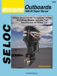 Seloc Mercury Mariner Outboards All 2-Stroke Engines 1990-2000 Repair Manual