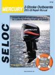 Seloc Mercury Mariner Outboards 2 Stroke 25-250 hp 2001-2009