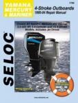 Seloc Yamaha Mercury Mariner Outboards 4 Stroke 1995-2004
