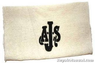 AJS Cotton Shop Rag