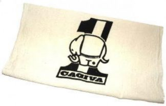 Cagiva Cotton Shop Rag