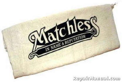 Matchless Cotton Shop Rag