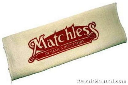 Matchless Cotton Shop Rag