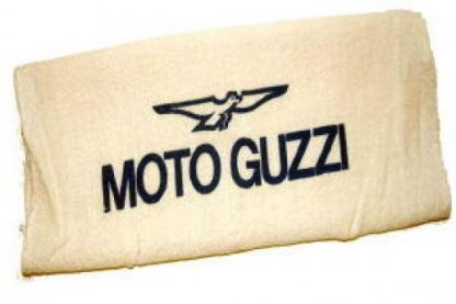 Moto Guzzi Cotton Shop Rag