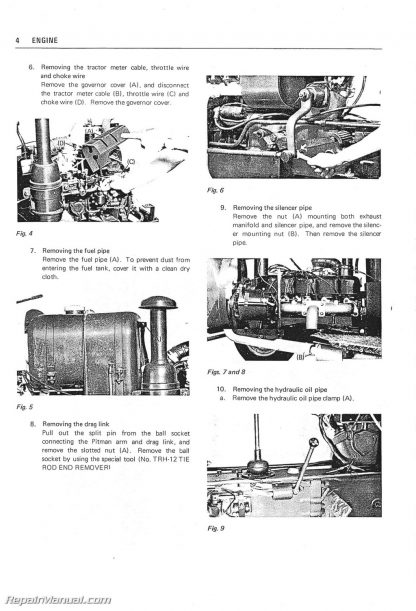 Satoh S650G Service Manual_Page_2 416x611 sato beaver s370 wiring diagram page 4 wiring diagram and schematics