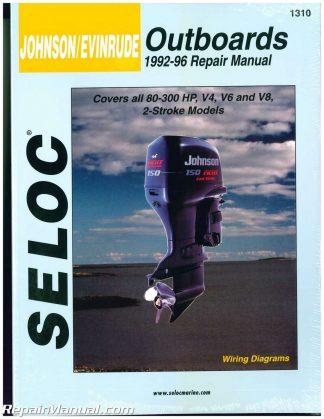Evinrude-Johnson Marine Manuals - Repair Manuals Online