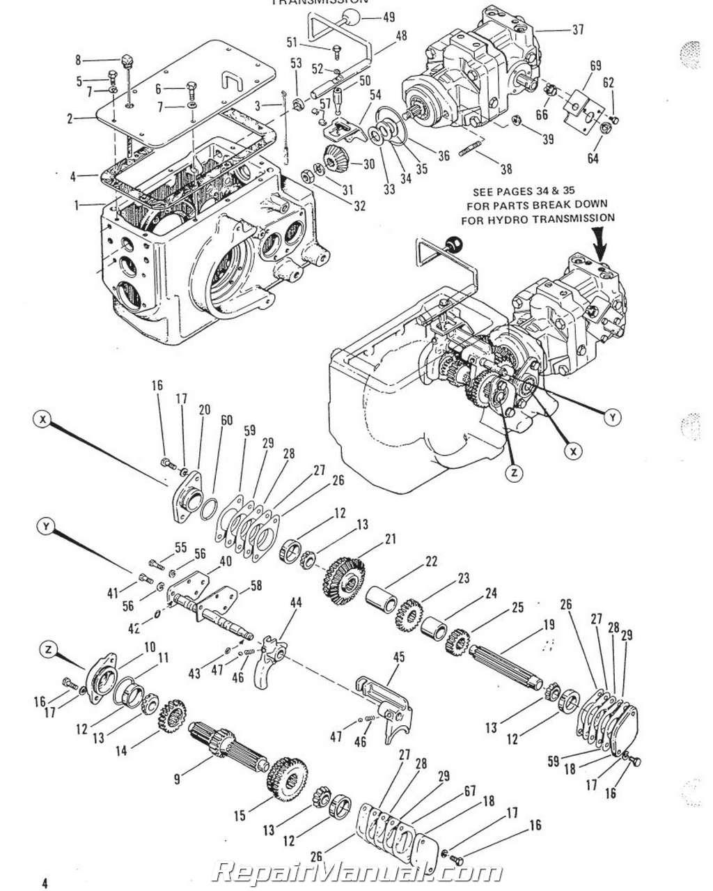 simplicity power max 9020 9020 allis chalmers 720 lawn garden Allis Chalmers Model C Tractor Wiring Diagram simplicity power max 9020 9020 allis chalmers 720 lawn garden chassis parts manual
