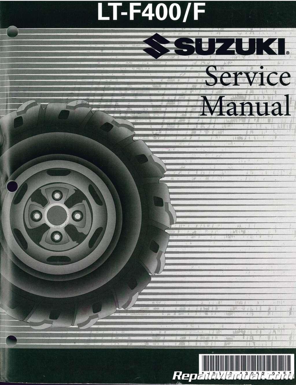 Suzuki Eiger 400 Manual ...