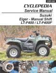 suzuki-eiger-lt-f400-lt-f400f-manual-shift-atv-printed-cyclepedia-repair-manual