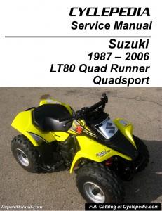 Suzuki LT80 Quadsport, Kawasaki KFX80