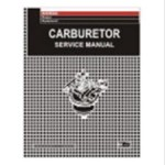 Official Honda Small Engine Carburetor Troubleshooting Manual