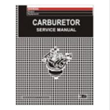 Official Honda Small Engine Carburetor Troubleshooting Manual