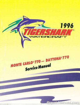 Tigershark Pwc Manuals Repair Manuals Online