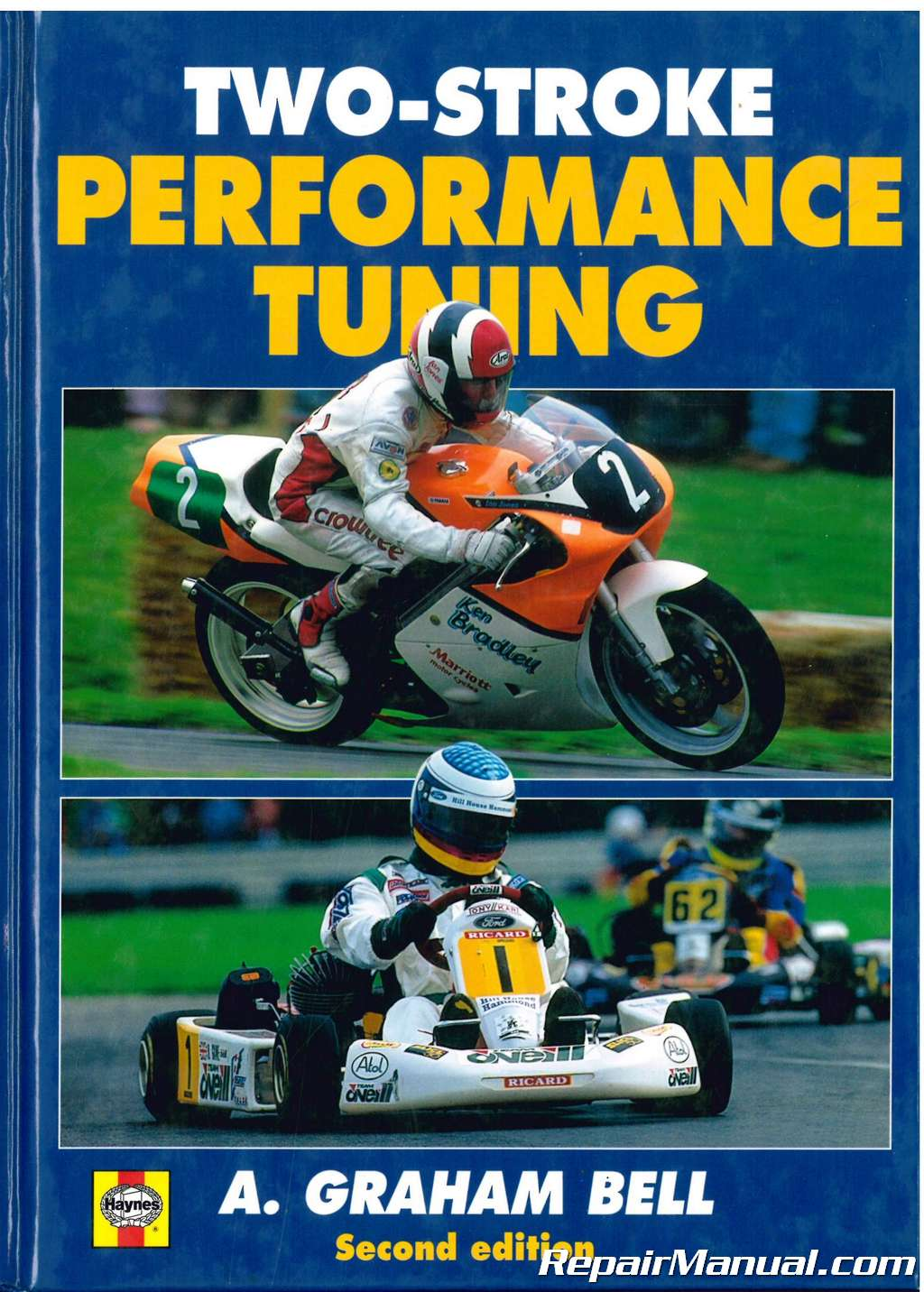 two stroke performance tuning second edition by a graham bell. Black Bedroom Furniture Sets. Home Design Ideas