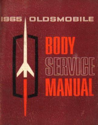 1965 Oldsmobile Body Service Manual