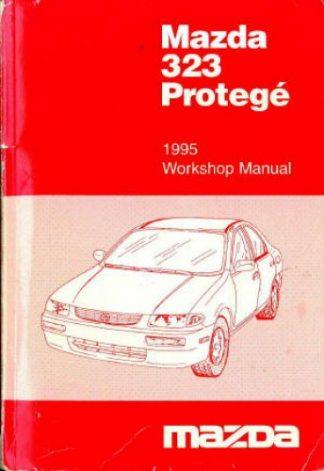 Used Official 1995 Mazda 323 Protege Workshop Manual