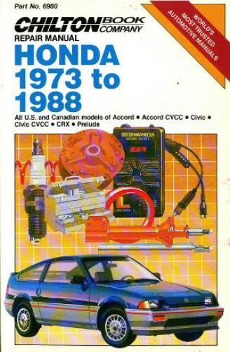 chilton auto repair manual canada