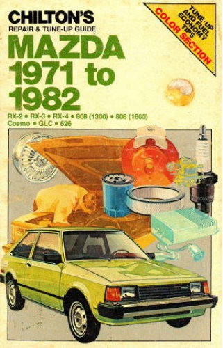 chilton repair manuals for sale