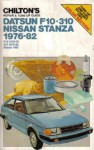 Used Chiltons Datsun Nissan 1976-1982 Auto Repair Manual