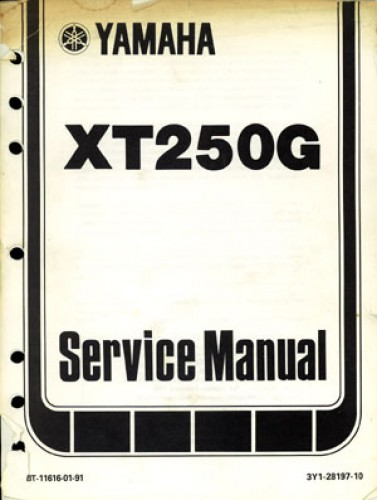 1980 yamaha xt250 wiring diagram   32 wiring diagram