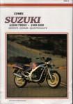 Clymer 1989-2000 Suzuki GS500E Twins Repair Manual
