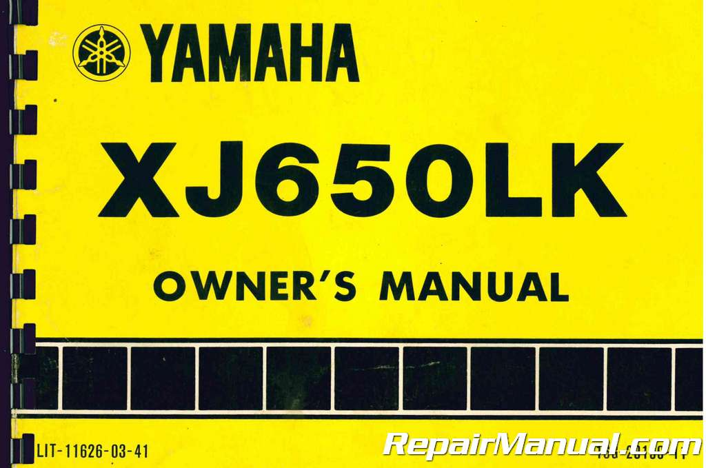Xj650 Turbo Wiring Diagram 1968 Barracuda Wiring Harness ... on