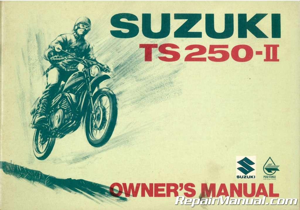 Wiring Diagram Suzuki Ts250 Savage. . Wiring Diagram on