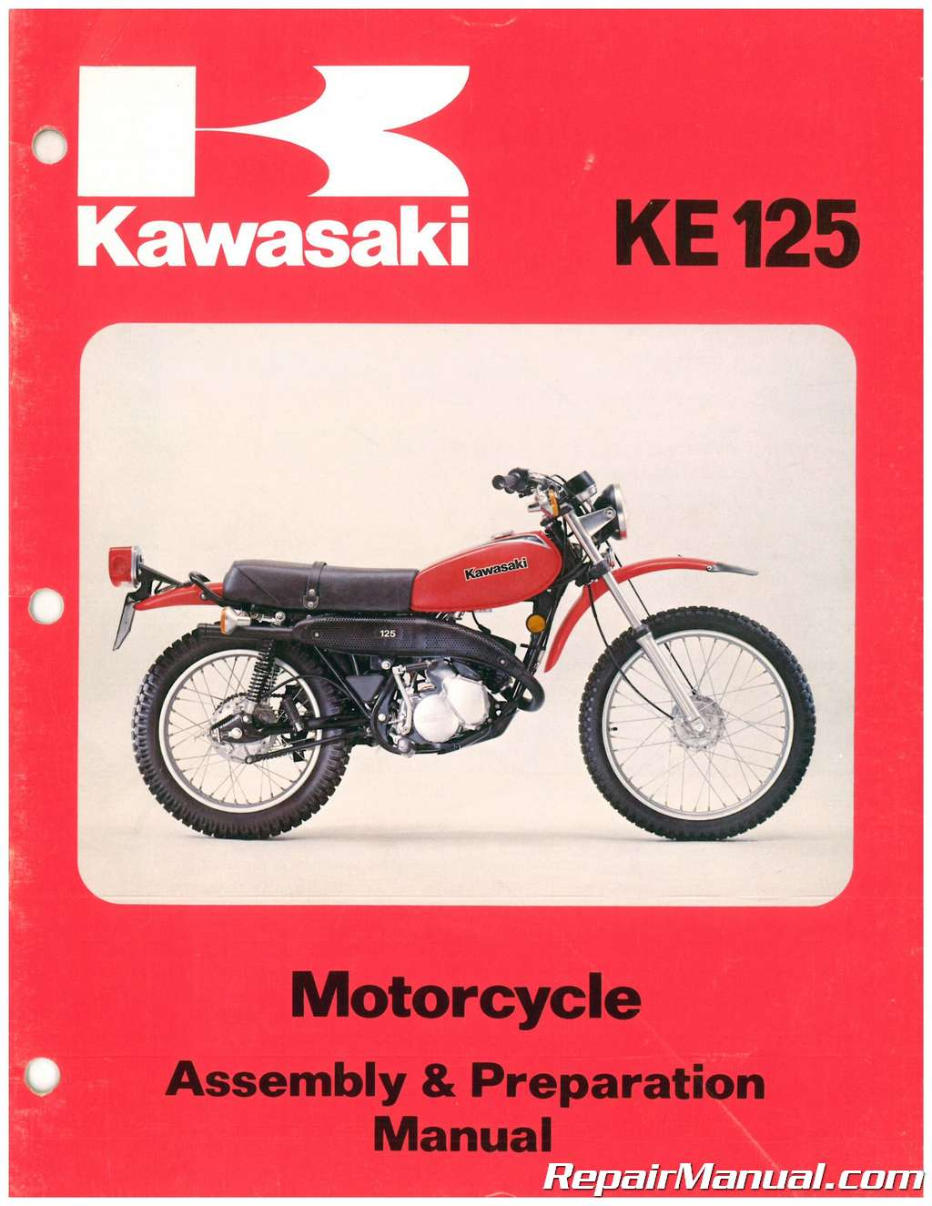 kawasaki kd 125 manual