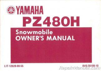Used 1970 Suzuki TS250 II Savage Motorcycle Owners Manual
