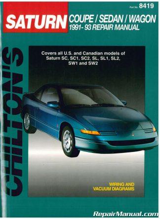 1993 saturn sl2 repair manual free owners manual u2022 rh wordworksbysea com 1994 Saturn SL1 Owner's Manual Saturn Repair Manual