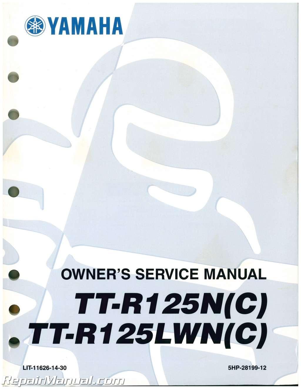 Used 2001 Yamaha Tt