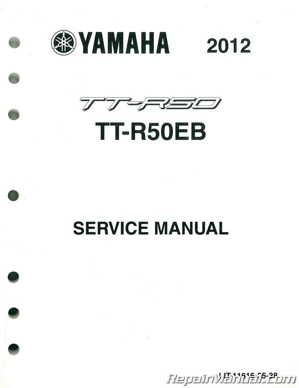 Used 2012 Yamaha Tt