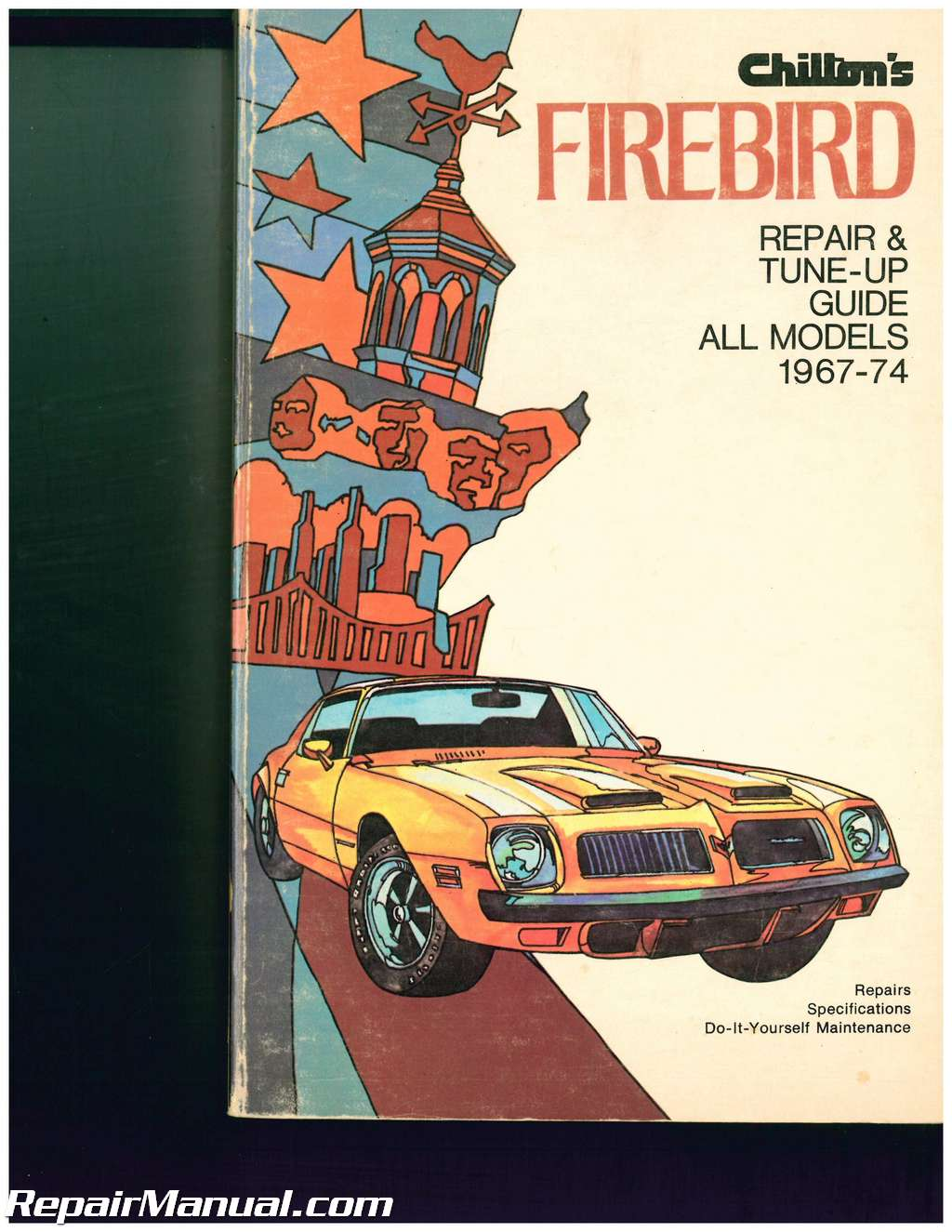 Used chilton firebird 1967 1974 repair manual solutioingenieria