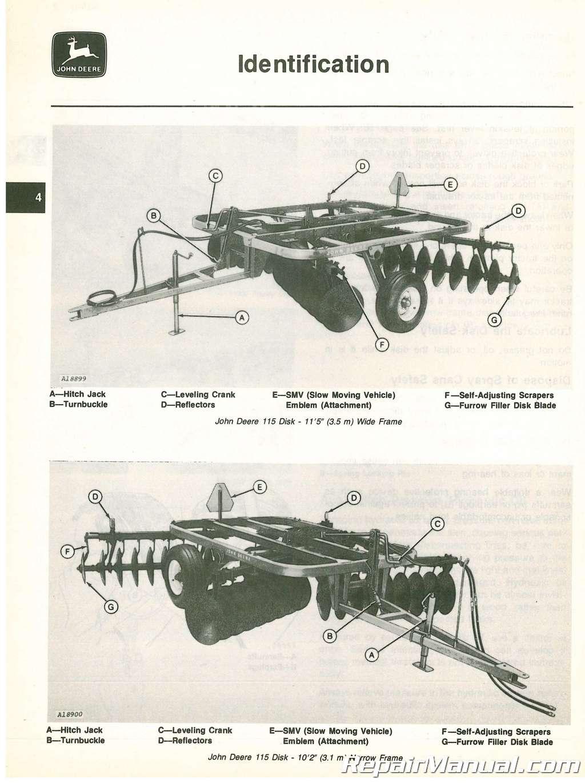 Free john Deere 115 Manual