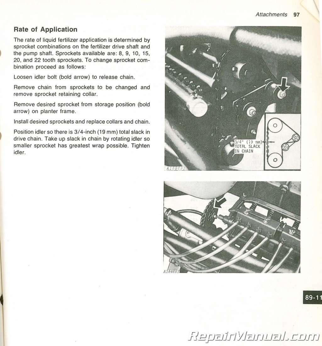 Mnl 5168 John Deere 7000 Planter Plate Manual 2019 Ebook Library