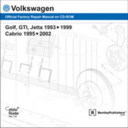 volkswagen golf gti jetta 1993 1999 cabrio 1995 2002 repair manual rh repairmanual com VW Cabrio Convertible Modified VW Cabrio