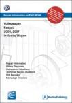 Volkswagen Passat 2006-2009 Official Factory Repair Manual On CD-Rom