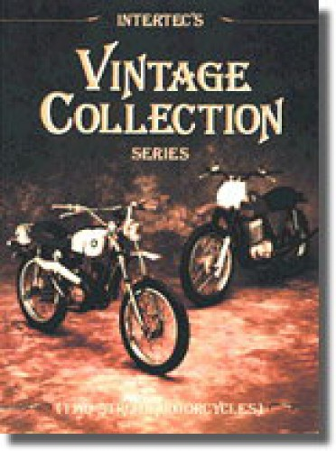 Clymer Vintage Collection Two-Stroke Motorcycle Repair Manual
