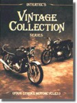 Clymer Vintage Collection Four-Stroke Motorcycle Service Manual