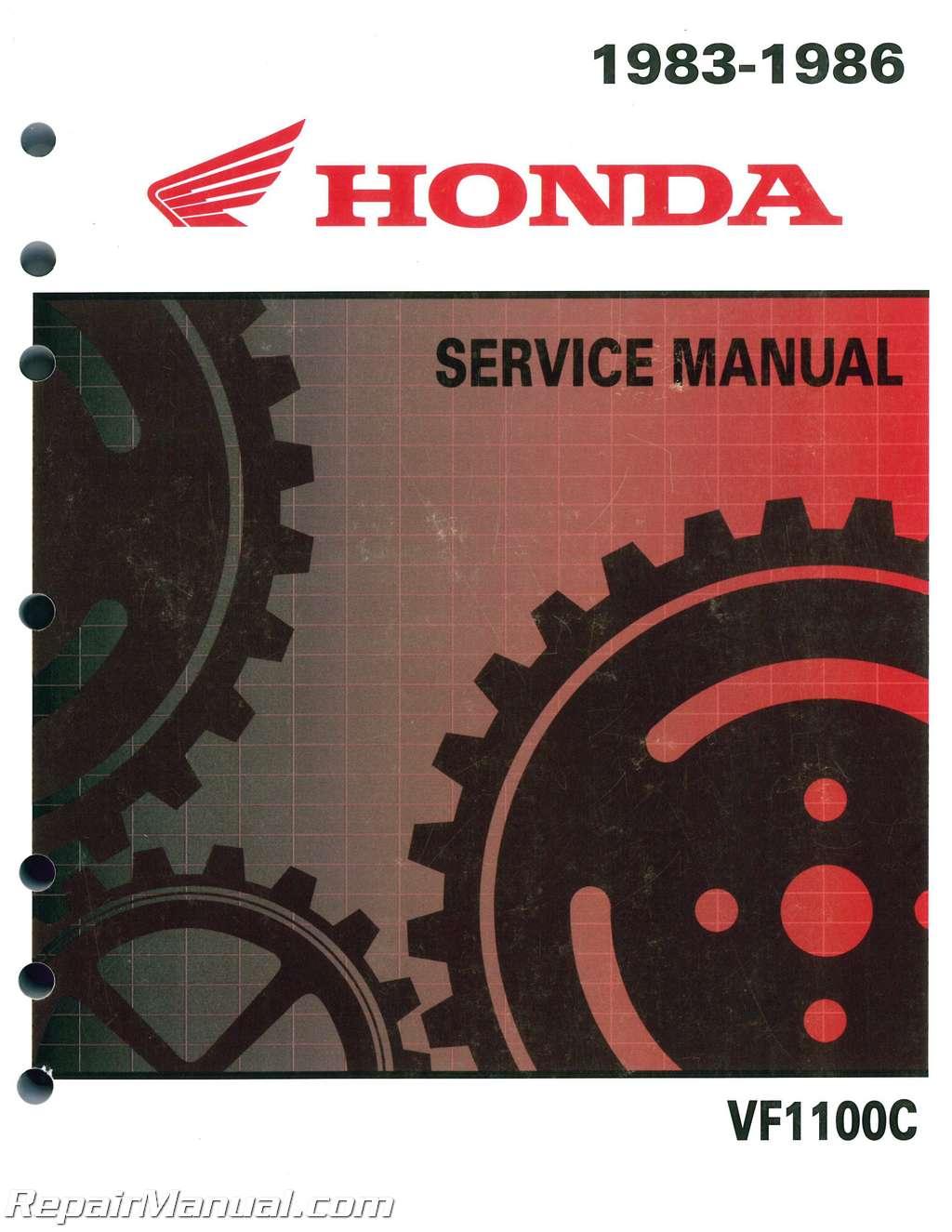 vf1100c magna v65 honda motorcycle service manual 1983 1986 rh repairmanual com