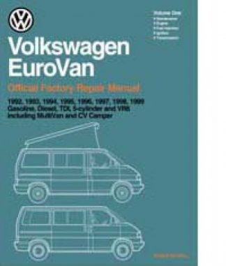 1992-1999 Volkswagen EuroVan Official Factory Repair Manual