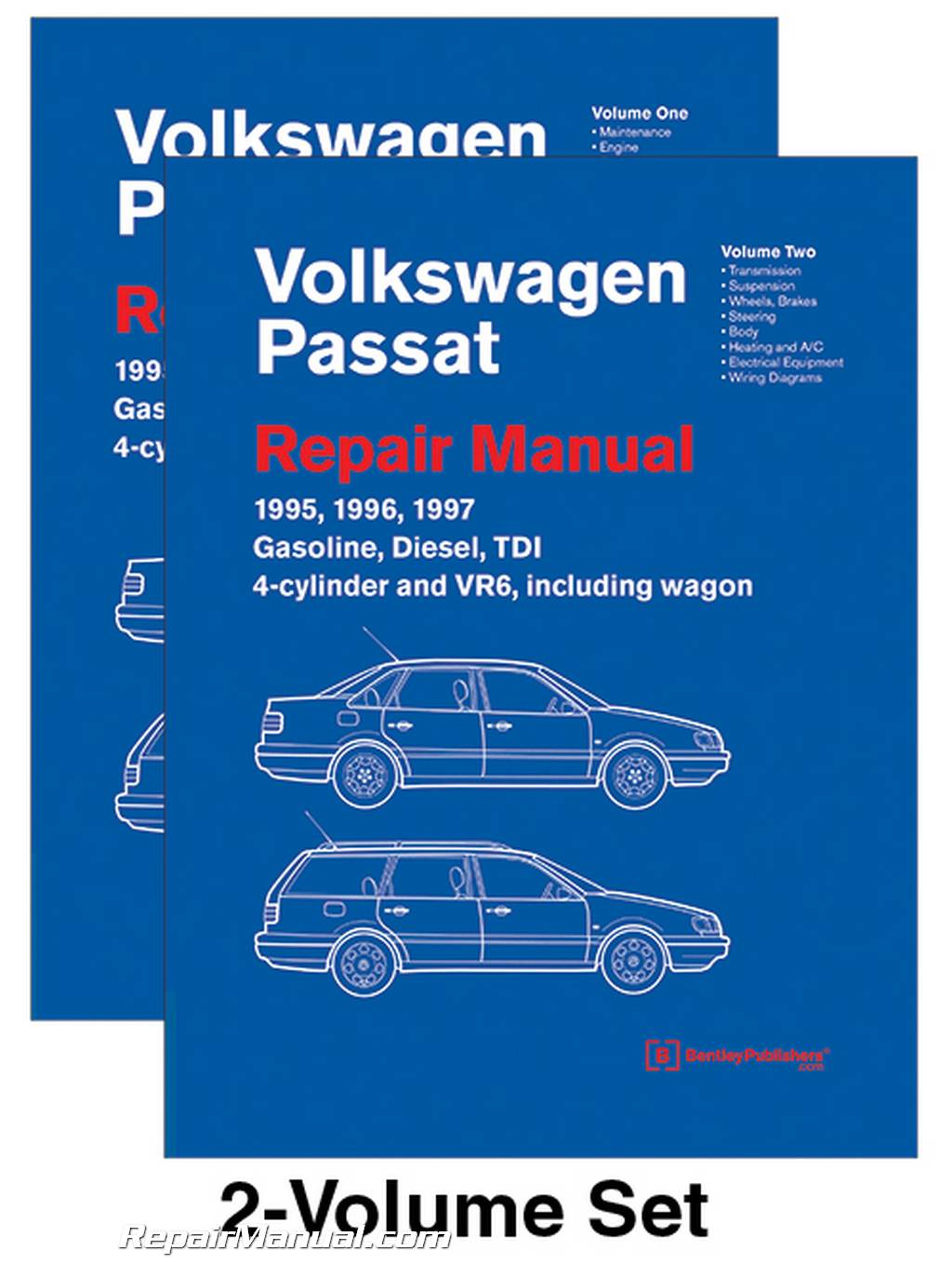 volkswagen passat b4 repair manual 1995 1996 1997 gasoline turbo rh repairmanual com VW Passat B5 vw passat b4 service manual