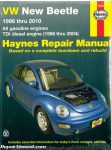 Volkswagon VW New Beetle 1998-2010 Haynes Repair Manual_001