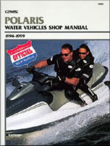 Clymer Polaris Water Vehicles 1996-1998 Shop Manual