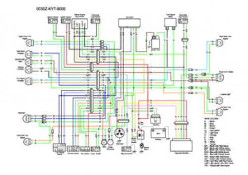 1988-1990 Honda NX125 Color Wiring Diagram on oh diagram, ac diagram, cd diagram, vn diagram, pe diagram, vg diagram, ar diagram, ba diagram, ct diagram,