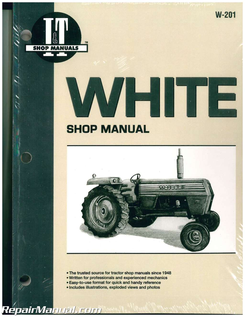 White Tractor Service Manual 2