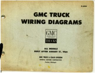 PD-4106 GM Bus Coach Supplement Service Maintenance Manual