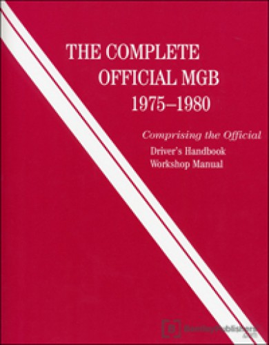 Complete official midget manual-7376