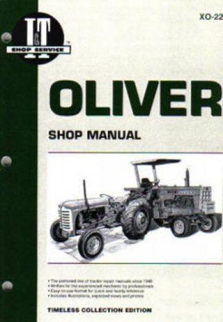 Oliver Series 2050 2150 Tractor Repair Manual