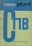 Yamaha CT1-B Service Manual
